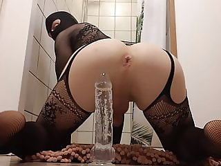 Femboy fucked with huge dildo 9:52 2020-05-29