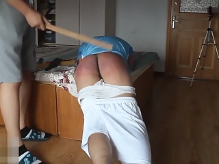 Chinese brutal spanking 16:46 2019-11-06
