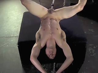 BDSM athletically fetish boy fucked dildo schwule jungs 14:00 2015-09-28