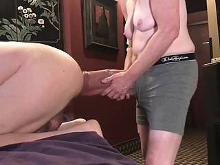 Pegging with huge dildo 3:17 2019-12-01