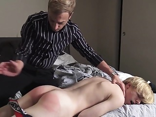 Blond Boy Gets Spanking 16:38 2019-06-11