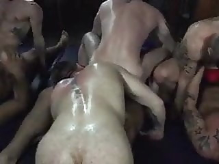 Roman Orgy Club For Daddy & Son bareback (gay) big cock (gay) daddy (gay)