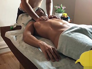 Private Male Massages : Hot Stone Massage 13:34 2019-05-17