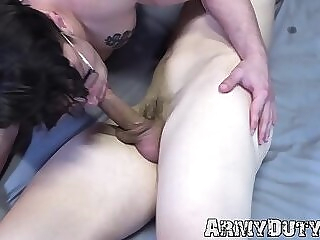 Athletic recruit is destroying his partner raw missionary 6:59 2020-06-26