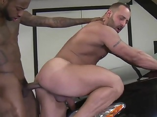 gay bareback gay big cock gay black